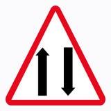 Segnale stradale illustrazione vettoriale