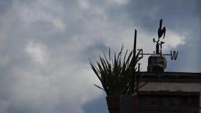 Segnavento in Windy Conditions archivi video