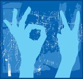 Segni della mano Immagini Stock Libere da Diritti