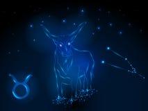 Segni dello zodiaco astrologia Immagine Stock