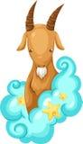 Segni dello zodiaco - Capricorn Immagine Stock