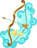 Segni dello zodiaco - Sagittarius Fotografia Stock Libera da Diritti