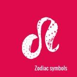 Segni di astrologia dello zodiaco Leo Fotografie Stock Libere da Diritti