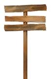 Segni di legno Immagine Stock Libera da Diritti