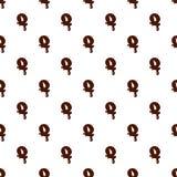 Segni la Q con lettere dall'alfabeto latino fatto di cioccolato royalty illustrazione gratis