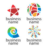 Logo di turismo Immagine Stock Libera da Diritti