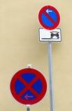 segno Fotografie Stock Libere da Diritti