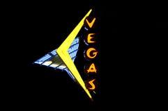 Segno al neon con la parola Fotografia Stock Libera da Diritti