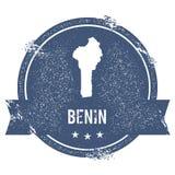 Segno del Benin Fotografie Stock Libere da Diritti