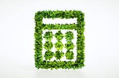 segno del calcolatore di eco 3d Immagine Stock