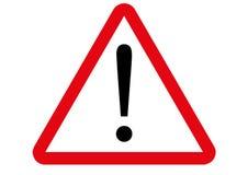 Segno del pericolo illustrazione vettoriale