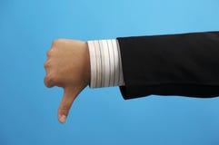 segno della mano immagine stock libera da diritti