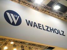 Segno della società di Waelzholz immagine stock libera da diritti