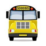 Segno dello scuolabus royalty illustrazione gratis
