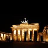 Segno di Berlino fotografie stock