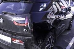 Segno di BMW Fotografia Stock Libera da Diritti
