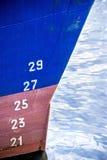 Segno di bordo libero Fotografie Stock Libere da Diritti