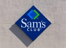 Segno di Sam's Club Immagine Stock