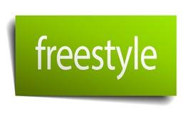 segno di stile libero royalty illustrazione gratis