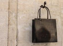 Segno francese del negozio di vestiti Immagine Stock