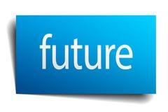 Segno futuro illustrazione di stock