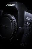 Segno ii di Canon 5d Immagine Stock