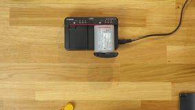 Segno II di EOS 1Dx di Canon che unboxing video d archivio