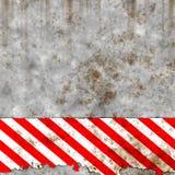 Segno industriale arrugginito Fotografia Stock Libera da Diritti