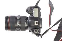 Segno IV di EOS 5D di Canon Fotografia Stock Libera da Diritti