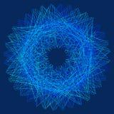 Segno sacro della geometria Immagini Stock