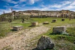 Segobriga, Cuenca Province, Castile-La-Mancha, Spain Stock Image