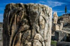 Segobriga, Cuenca Province, Castile-La-Mancha, Spain Royalty Free Stock Photos