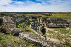 Segobriga, Cuenca Province, Castile-La-Mancha, Spain Stock Images