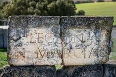 Segobriga, Cuenca Province, Castile-La-Mancha, Spain Stock Photos