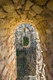 Segobriga, provincia di Cuenca, Castiglie e Mancie, Spagna Fotografie Stock Libere da Diritti
