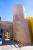 Segorbe Castellon Torre la Carcel Portal de Teruel Spain Stock Photos