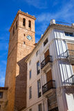 Segorbe Cathedral tower Castellon in Spain Stock Photography