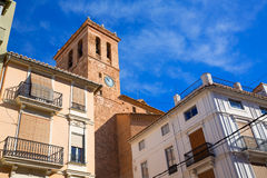 Segorbe Cathedral tower Castellon in Spain Stock Image