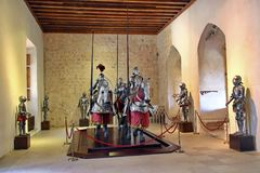 Segovia Ισπανία Στοκ εικόνες με δικαίωμα ελεύθερης χρήσης