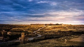 Segovia, Ισπανία Στοκ Φωτογραφία