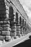 Segovia - τα archs του υδραγωγείου Στοκ φωτογραφίες με δικαίωμα ελεύθερης χρήσης