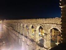 Segovia υδραγωγείο Στοκ Φωτογραφία