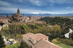 Segovia Photographie stock