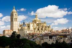 Segovia fotografie stock libere da diritti