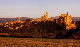 Segovia Royalty Free Stock Images