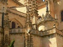 Segovia Fotografia Stock Libera da Diritti