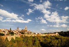 Segovia Lizenzfreie Stockfotos
