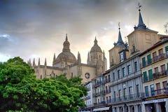 Segovia Zdjęcia Stock