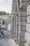 Segovia Zdjęcia Royalty Free