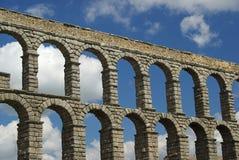 Segovia Akwedukt Zdjęcie Royalty Free